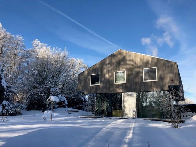 Haus Starnberg, Architektur die schwebt