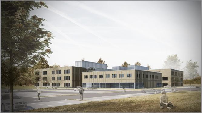 THS Neubau